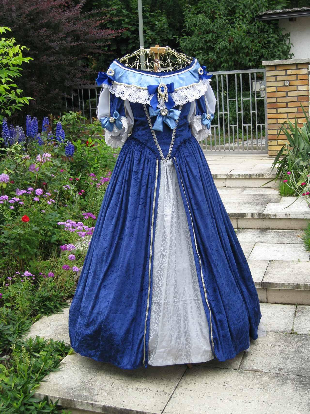 Barock - Historische Kleider und Kostüme