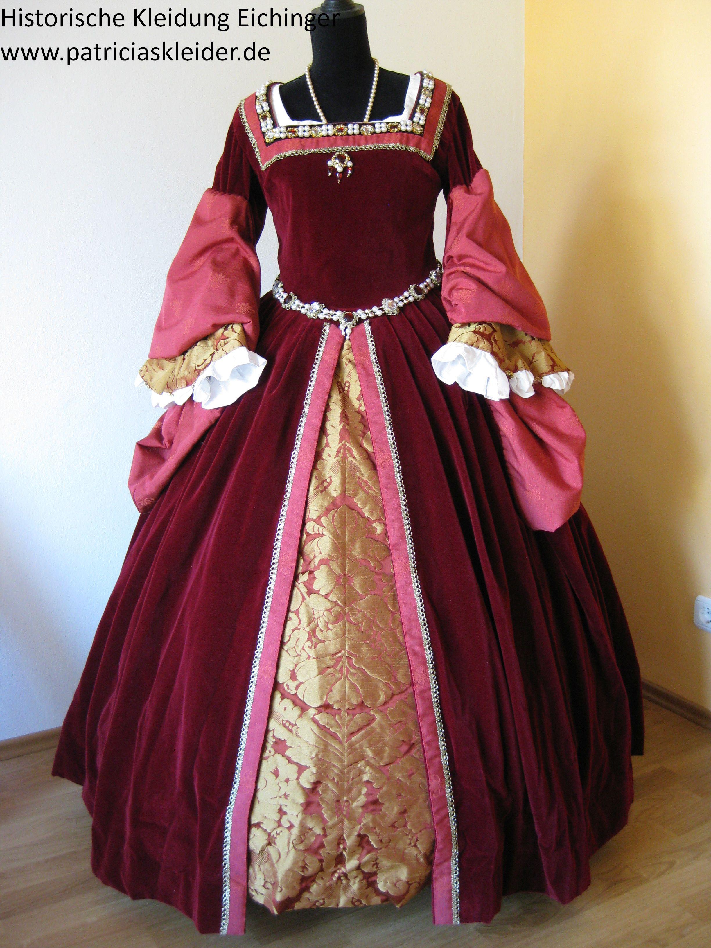 Renaissance - Historische Kleider und Kostüme