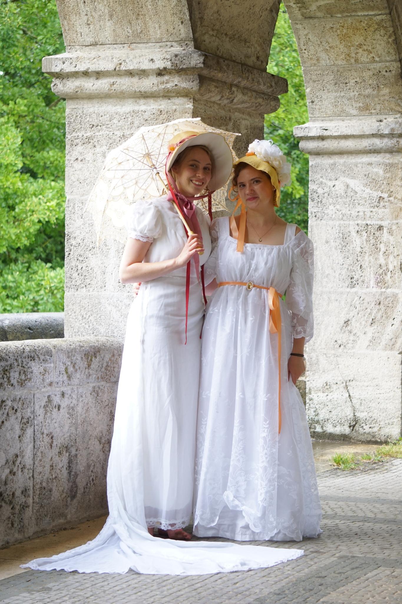 Empire Historische Kleider Und Kostume